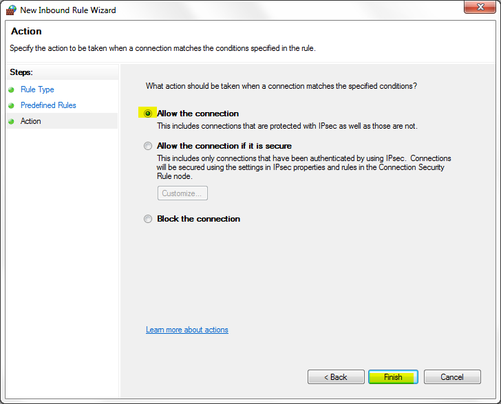How to Enable File and Printer Sharing through the Windows