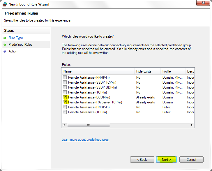How to Enable Remote Assistance and Allow Access through the