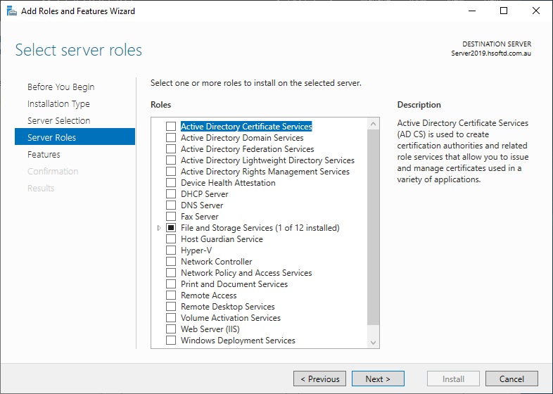 How to install Active Directory Management Tools on Windows
